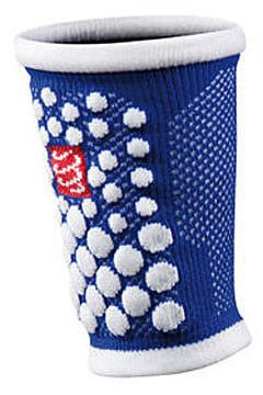 Frotka Compressport Sweat Band 3D Dots Blue