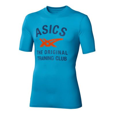 Koszulka ASICS SS Performance Stripes Tee 8070