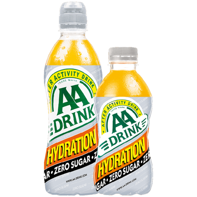 Napój AA Drink Hydration 500ml