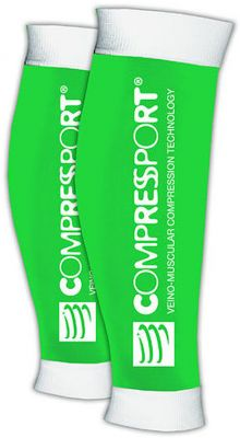 Opaski Compressport Calf R2 Green