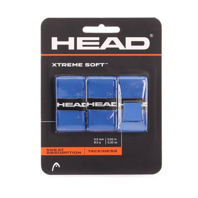 Owijka Head Xtreme Soft Niebieska 3 pack