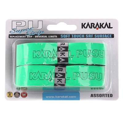 Owijka Karakal PU Twin Pack Assorted