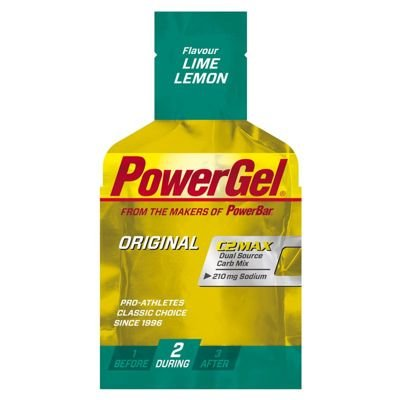 PowerBar Power Gel® Original Cytryna-limonka