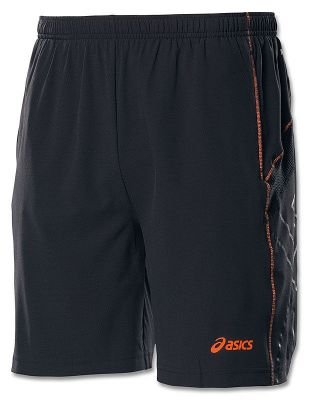 Spodenki Asics M'S Resolution Short Czarne