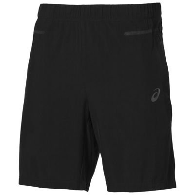 Spodenki Asics Woven Short 9in Black 0942