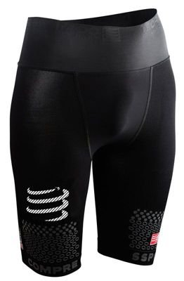 Spodenki Compressport Trail Running Shorts Czarne