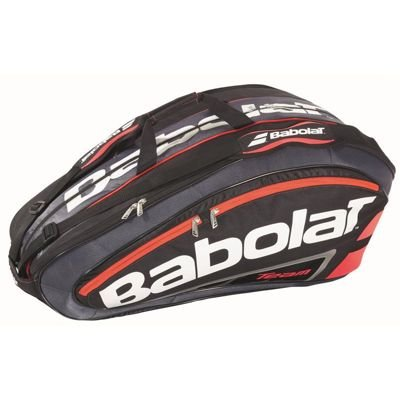 Thermobag Babolat TEAM X12 Black/FluoRed