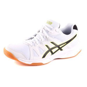 Asics UPCOURT 0190 KIDS GS White/Black/Yellow