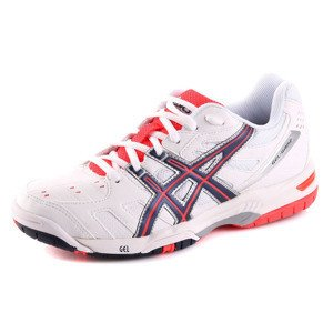 Asics WOMEN'S GEL-GAME 4 0157 White/Pink/Navy