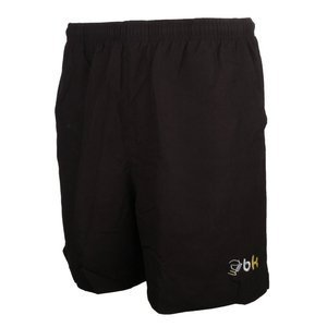 Black Knight Microfibre Shorts Black