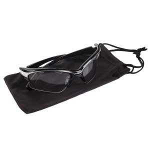 Black Knight Stiletto Eyeguards Black/Silver