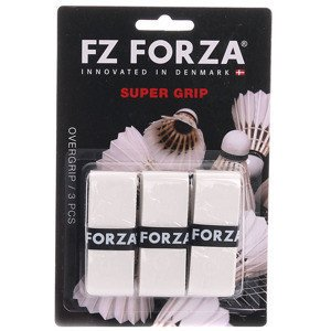 Forza Super Grip White 3 pcs.