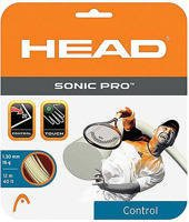 Head Sonic PRO Black 16g 1,3 mm 12m