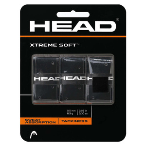 Head Xtremesoft Black 3 pcs.
