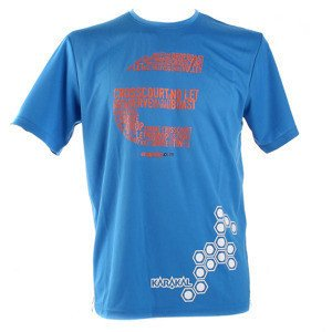 Karakal Pro Cool T-Shirt Blue 2015 LTD