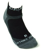 Karakal X4 Trainer Technical Sport Socks Black