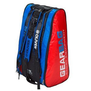 Oliver GearBag Red/Blue