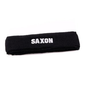 Saxon Headband Black