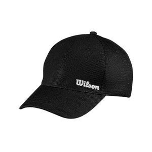 Wilson Summer Cap Black
