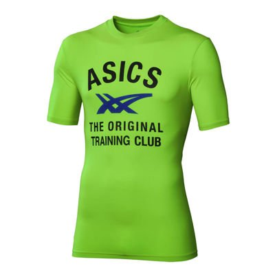 ASICS SS Performance Stripes Tee 0496