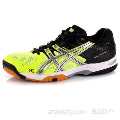 Asics GEL-ROCKET 6 0493 Yellow/Black