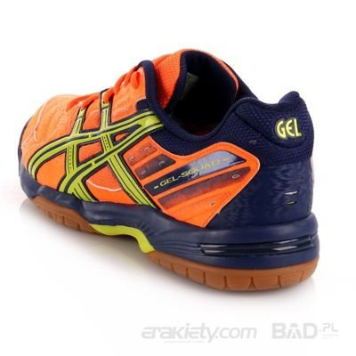 Asics GEL-SQUAD 3005 Orange/Lime