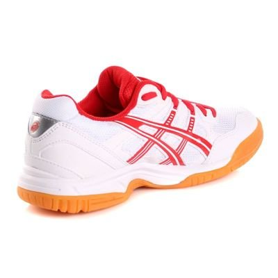 Asics WOMEN'S GEL-DOHA 0123 White/Red