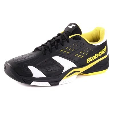 Babolat SFX Team All Court Black-Yellow 2014