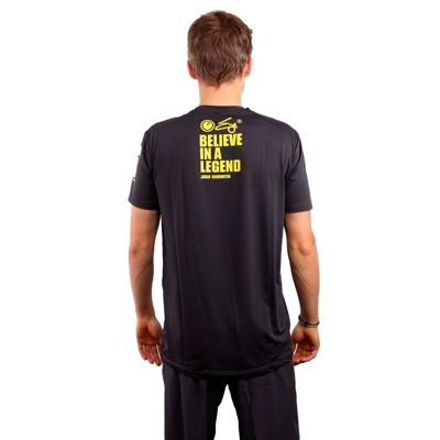 Eye T-Shirt Legend Line Yellow