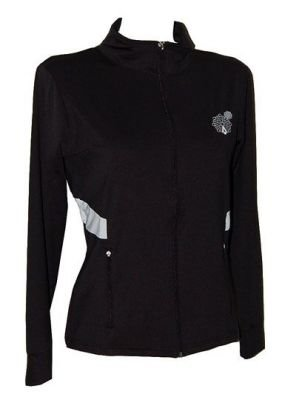 Karakal Kiara Jacket Black/White