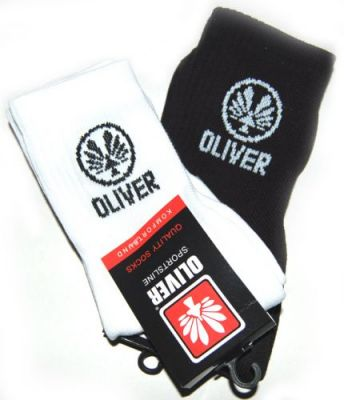 Oliver Claassic Socks White