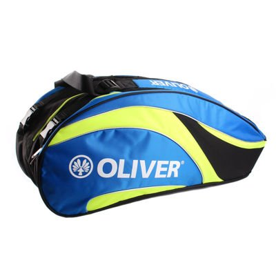 Oliver TripleBag Blue/Green