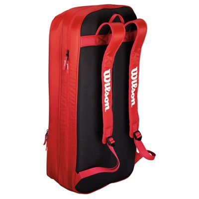 WILSON BMNT LONG BACKPACK 2 RED